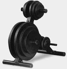Подставка для <b>олимпийских</b> дисков--<b>Body Solid</b> OWT24