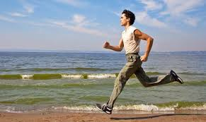 Image result for exercising man