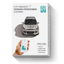 (<b>автомобильный</b> трекер, <b>сигнализация</b>) <b>ZONT</b> ZTC-720