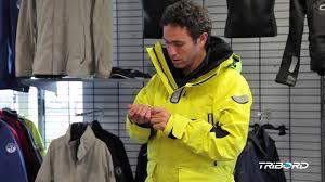 Tanguy De Lamotte débriefe les produits <b>Tribord</b> après sa course ...