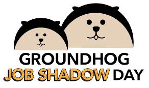 groundhog job shadow day career technical education groundhog job shadow day groundhog logo 1 02 2