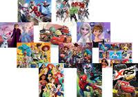 <b>Стерео</b>-<b>пазл PRIME 3D</b> Disney-Marvel в ассорт – купить в сети ...