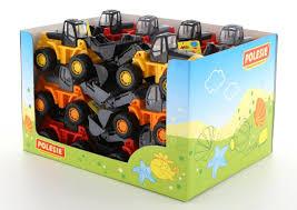 """<b>Игрушка полесье</b> """"умелец"""", трактор-погрузчик (дисплей <b>№</b>85 ..."""