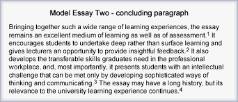step  write introduction and conclusion  the learning centre  analysis