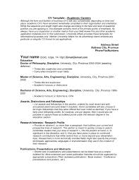 resume template examples objective definition education and for 89 fascinating examples of curriculum vitae resume template