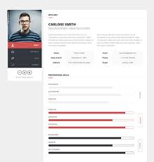 Simple and unique resume idea    Career   Pinterest   Cool resumes     Behance