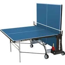 Купить <b>Теннисный стол Donic</b> Outdoor Roller 800-5 синий ...