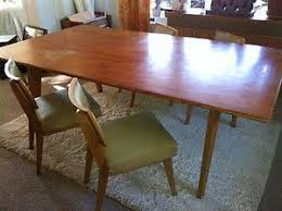 7ft dining table: mid century modern dining tables s mid century modern