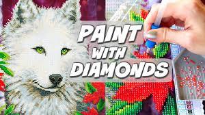 PAINTING WITH <b>DIAMONDS</b>?! <b>Diamond</b> Dotz Demo & Review ...
