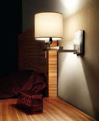 lamp image of dazzling wall mounted reading lights for bedroom alongside stainless steel swing arm in polished bedroom lighting bedroom ceiling lights bedside