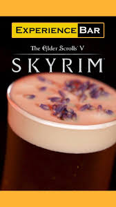 SillyGoose - <b>White</b>-<b>Gold</b> Tower, a <b>Skyrim</b> Cocktail | Facebook