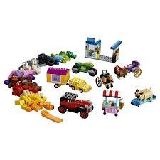 Купить <b>конструктор LEGO Classic Модели</b> на колёсах (10715) в ...