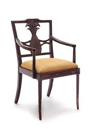 caribbean pineapple dining chair beverly furniture had two of these custom made when we caribbean furniture