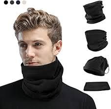 VSTON Neck <b>Warmer Scarf</b> Snoods Face Ski <b>Mask Bandana</b> ...
