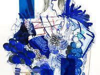 fas_ill: лучшие изображения (38) | Fashion drawings, Drawing ...