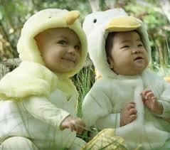 <b>Baby</b> Duckling <b>Halloween Costume</b>