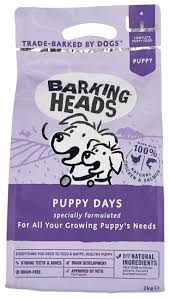 Корм для собак <b>Barking Heads</b> Для щенков с курицей и лососем ...