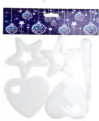 <b>Набор декоративных украшений Monte</b> Christmas Белый снег ...