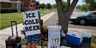 Utah: Police called over boy selling '<b>Ice Cold Beer</b>.' It was root beer ...