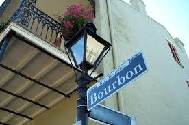 Image result for bourbon street new orleans, la