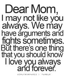 mothers love you and my mom on pinterest