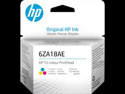 <b>Печатающая головка HP</b> 6ZA18AE, трехцветная (6ZA18AE) | HP ...