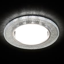 Светильник /mr16+3w/<b>led</b>/ Ambrella <b>light</b> S214 WH/CH/WH