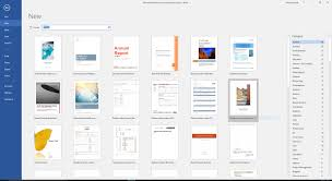 microsoft word vs google docs which works better for business word shines when it comes to its choice of templates