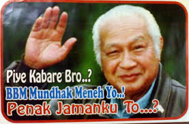 Rindu Soekarno Rindu Soeharto