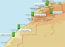 Image result for morocco on renewable energy