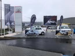 MCoutinho Viseu inaugura Toyota Professional