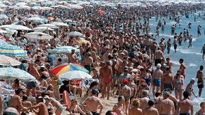 Bilderesultat for overbefolkning