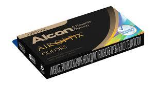 <b>Цветные линзы ALCON</b> ® AIR OPTIX ® COLORS Новый цвет ...