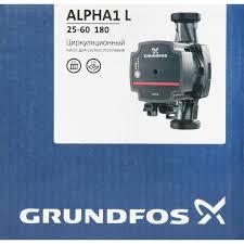 <b>Насос циркуляционный Grundfos Alpha1</b> L 25/60 180 мм в Москве ...