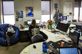 Image result for clinton campaign headquarters brooklyn