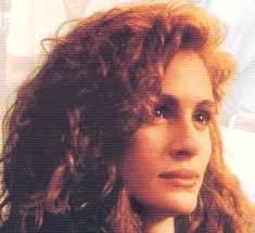 Julia Roberts. Foto aus der Biographie von Meinolf Zurhorst: Julia Roberts. Heyne, München, 1999 (1992), ... - juliaroberts22