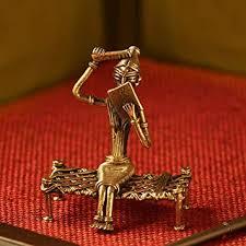 <b>Handmade</b> Brass Decorative Living Room <b>Miniature</b> Showpieces