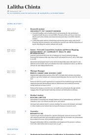 Resume     Pinterest Financial Planner Resume