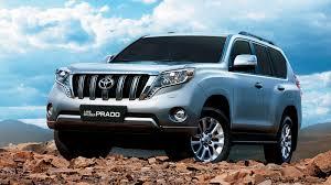 Toyota Land Cruiser Prado Toyota Website Land Cruiser Prado