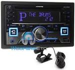 Double din stereo alpine