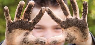 Resultado de imagen de Niños manos sucias