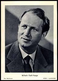 Ansichtskarte / Postkarte Schauspieler <b>Wilhelm Koch</b>-Hooge - 83492