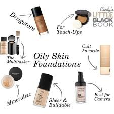 foundation for oily skin oily skin skincare foundations makeup