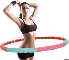 <b>Обруч массажный</b> магнитный <b>хулахуп Health</b> One <b>Hoop</b> 2,1 кг ...