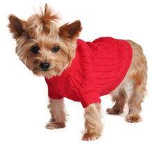 Christmas Dog Sweaters   BaxterBoo