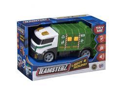 <b>Игрушка HTI</b>, Teamsterz <b>Мусоровоз</b> (свет, звук) купить в детском ...
