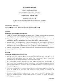 constructivist approach political economy of international the document
