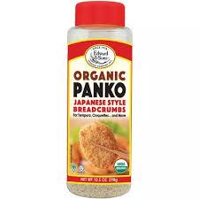 Edward Sons <b>Organic Panko Japanese</b> Style Breadcrumbs