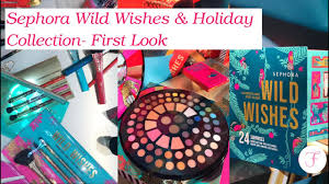 <b>Sephora Wild Wishes</b> & Holiday <b>Collection</b> [First Look] - YouTube