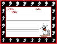 Halloween Writing Activities For Elementary Students   Halloween     lbartman com